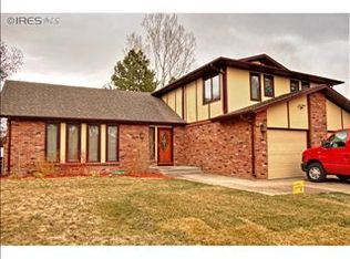 1406 45th Ave , Greeley CO