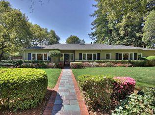 63 Linden Ave , Atherton CA