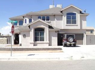 401 Desert Chicory St , El Paso TX