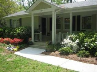 4427 Woodlark Ln , Charlotte NC