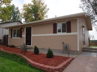 1411 Newcastle St , Colorado Springs CO