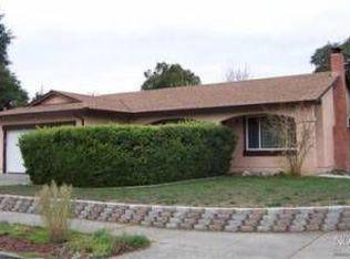 1959 S Terrace Dr , Napa CA