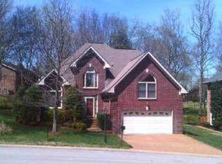 3925 Lakeridge Run , Nashville TN