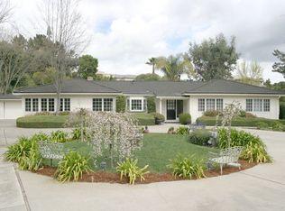 12435 Hilltop Dr , Los Altos Hills CA