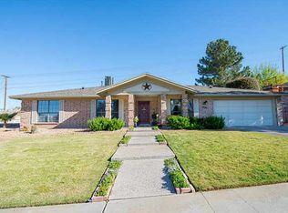 6201 Via Aventura Dr , El Paso TX