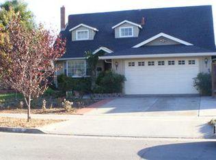 250 Bangor Ave , San Jose CA