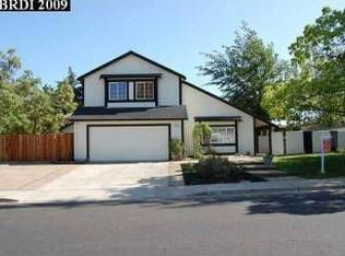 457 Clearwood Dr , Oakley CA