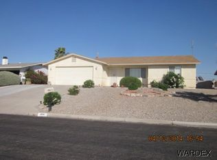 2654 Diablo Dr , Lake Havasu City AZ