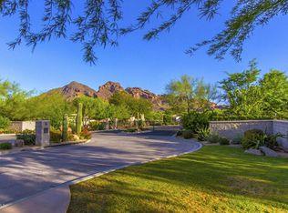4805 E Pebble Ridge Rd , Paradise Valley AZ