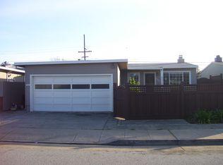 1702 Maxine Ave , San Mateo CA