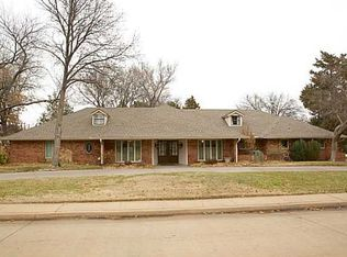 3201 Oak Hollow Rd , Oklahoma City OK
