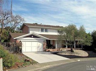 49 Park Ridge Rd , San Rafael CA