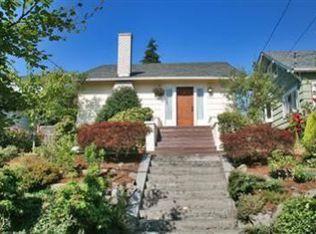 5011 36th Ave NE , Seattle WA