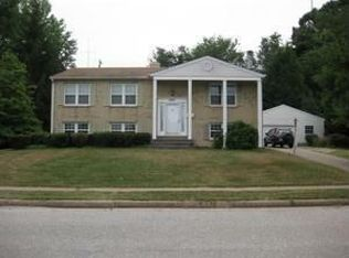 1229 Pleasant Valley Dr , Baltimore MD