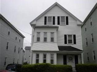 158 Tinkham St , New Bedford MA