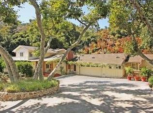 2534 Mandeville Canyon Rd , Los Angeles CA