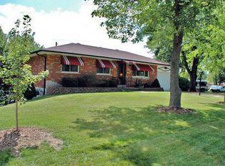 10150 Jeffleigh Ln , Saint Louis MO
