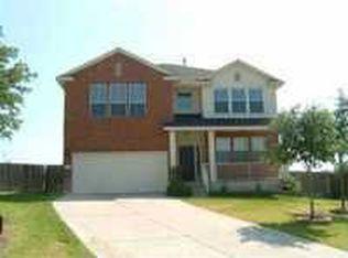 1635 Plume Grass Pl , Round Rock TX
