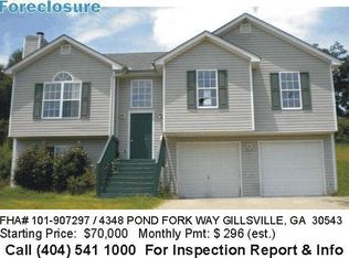 4348 Pond Fork Way , Gillsville GA