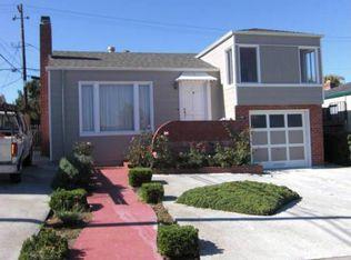 671 Elm Ave , San Bruno CA