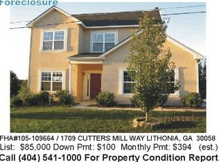 1709 Cutters Mill Way , Lithonia GA