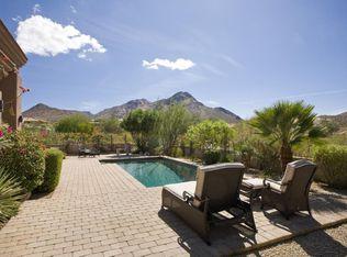 11155 E Desert Vista Dr , Scottsdale AZ