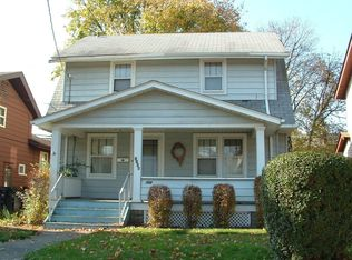 1106 Woodward Ave , Akron OH