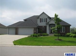 4934 Merlot Xing , Fort Wayne IN