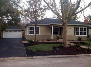 2724 Eccleston Ave , Walnut Creek CA