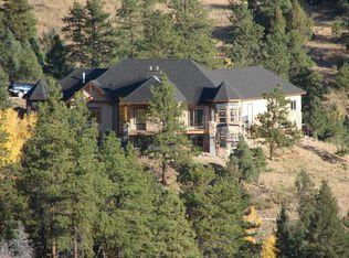 14822 Kit Carson Peak Trl , Pine CO
