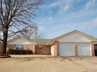 1401 N Lincoln Ave , Moore OK