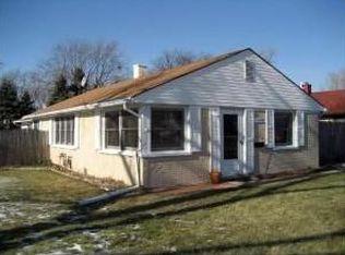 10116 Harnew Rd E , Oak Lawn IL
