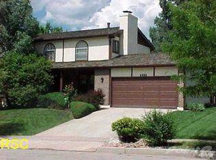 2935 Avondale Dr , Colorado Springs CO