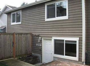 9408 1st Ave NE Unit B, Seattle WA