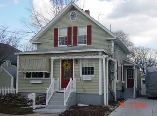 58 Hazel St , Attleboro MA