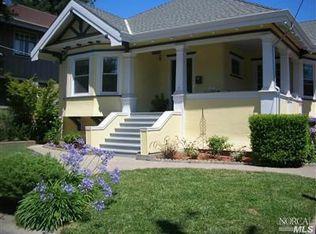 1830 Oak St , Napa CA