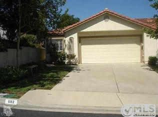 682 Double Eagle Dr , Simi Valley CA