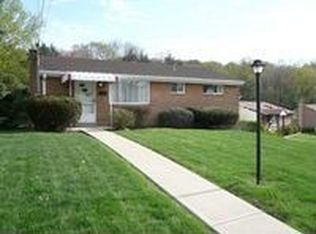 109 Mulkerin Dr , Pittsburgh PA