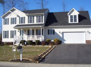 3812 Summers Trace Dr , Chesterfield VA