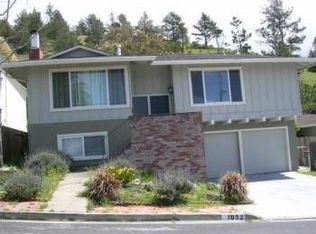 1052 Glacier Ave , Pacifica CA