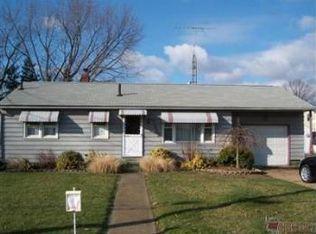 2923 Baldwin Ave NE , Canton OH