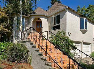 193 Buena Vista Ave , Mill Valley CA