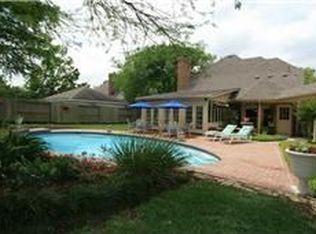 16019 Greenwood Pines Dr , Houston TX