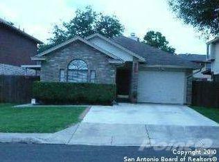 11326 Bald Mtn , San Antonio TX