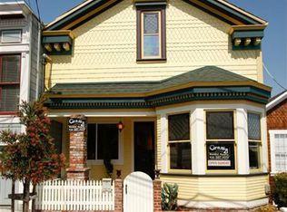 186 Fairmount St , San Francisco CA