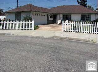 12745 Audrey Cir , Garden Grove CA