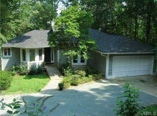 607 Greenwood Rd , Chapel Hill NC