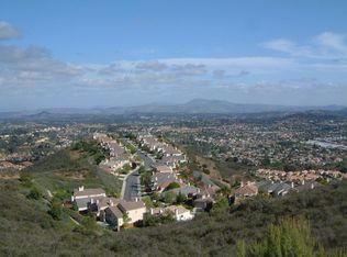2287 Canyon View Gln , Escondido CA