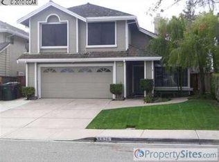 4836 Highlands Way , Antioch CA