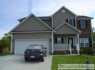579 Barnsdale Ridge Rd , Kernersville NC